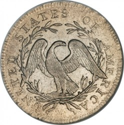 Νόμισμα > ½Δολάριο, 1794-1795 - Η.Π.Α  - reverse