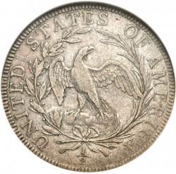 Moneda > ½dólar, 1796-1797 - Estados Unidos  (Draped Bust Half Dollar) - reverse