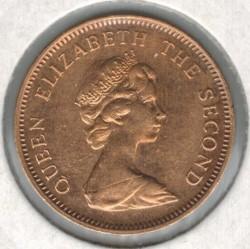 سکه > 1پنی, 1974-1992 - جزایر فالکلند  - obverse