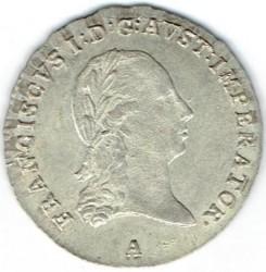Монета > 3крейцера, 1815 - Австрія  - obverse
