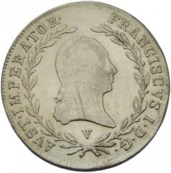 Monedă > 10сreițari, 1817-1824 - Austria  - obverse