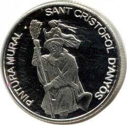 Mynt > 10cèntims, 2013 - Andorra  - obverse