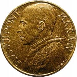 Moneta > 10centesimi, 1942-1946 - Watykan  - obverse
