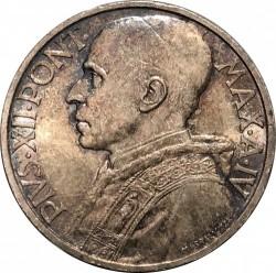 Moneta > 10lirów, 1942-1946 - Watykan  - obverse