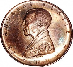 Монета > 10грани, 1992 - Малтийски орден  - obverse