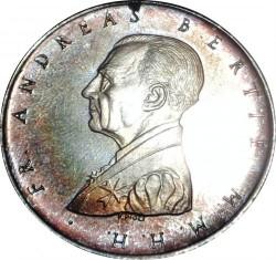Münze > 9Tari, 1992 - Souveräner Malteserorden  - obverse