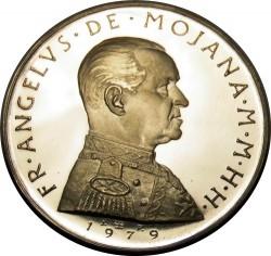 Νόμισμα > 2Σκούδα, 1979 - Κυρίαρχο Στρατιωτικό Τάγμα της Μάλτας  - obverse
