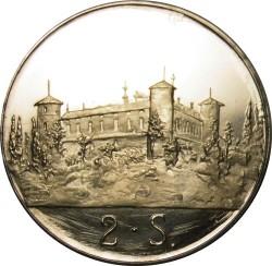 Νόμισμα > 2Σκούδα, 1979 - Κυρίαρχο Στρατιωτικό Τάγμα της Μάλτας  - reverse