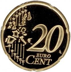 Monēta > 20eurocent, 2006 - Monako  - reverse