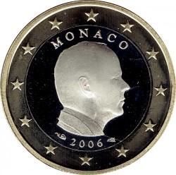 Münze > 1Euro, 2006 - Monaco   - obverse
