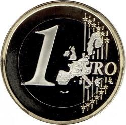 Münze > 1Euro, 2006 - Monaco   - reverse
