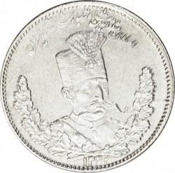 Moneda > 1000dinars, 1906 - Iran  - obverse