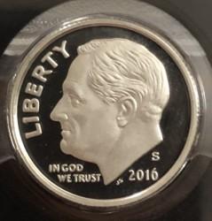 سکه > 1دایم, 1992-2018 - ایالات متحده آمریکا  (Roosevelt Dime) - obverse