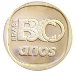 Moneta > 3reale, 1995 - Brazylia  (30 rocznica - Bank Centralny Brazylii) - obverse