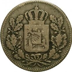 Monedă > 2pfenigi, 1839-1850 - Bavaria  - obverse