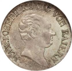 Кованица > 3крајцера, 1807-1825 - Bavaria  - obverse
