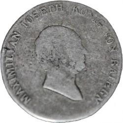 Кованица > 20крајцера, 1806-1825 - Bavaria  - obverse