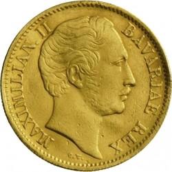 Monedă > 1ducat, 1850-1856 - Bavaria  - obverse