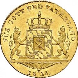 Munt > 1ducat, 1807-1822 - Beieren  - reverse