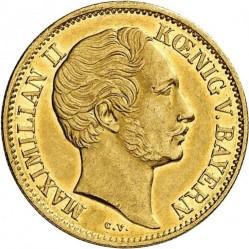 Кованица > 1ducat, 1849-1856 - Bavaria  - obverse