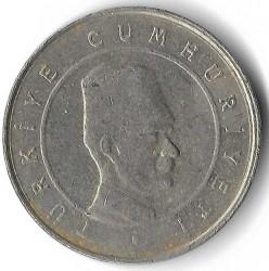 Münze > 10NeueKuruş, 2005-2008 - Türkei  - obverse