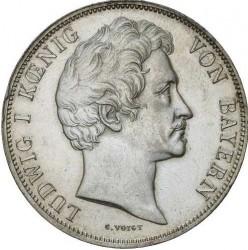 Moneda > 1florín, 1840 - Baviera  - obverse