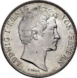 Монета > 1гулден, 1841 - Бавария  - obverse