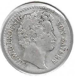 Munt > 3kreuzer, 1830-1835 - Bavaria  - obverse