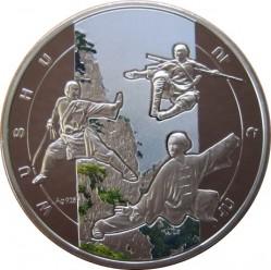 Moneta > 1000dramų, 2011 - Armėnija  (Combat Sport - Wushu) - reverse