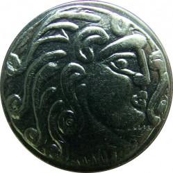მონეტა > 5ფრანკი, 2000 - საფრანგეთი  (2000th Anniversary - French Coinage, Paris Stater) - reverse