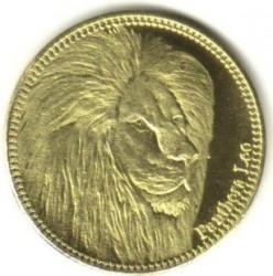 Moneta > 5szylingów, 2016 - Somaliland  (Dzikie koty - Lew (Panthera leo)) - reverse