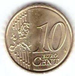 10 Eurocent 2018 Deutschland Münzen Wert Ucoinnet