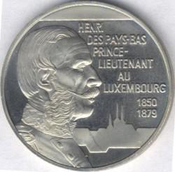 錢幣 > 5歐元, 1996 - 盧森堡  (Henri, Prince-Lieutenant of Luxembourg) - reverse