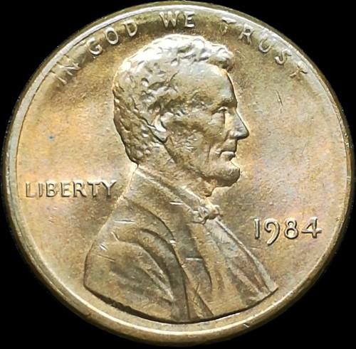 1 Cent 1983 2008 Usa Münzen Wert Ucoinnet