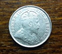 Монета > 5центов, 1903-1905 - Гонконг  - obverse