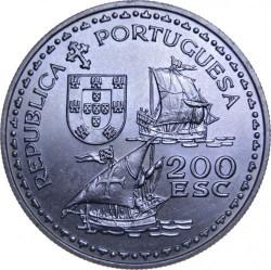Монета > 200ескудо, 1994 - Португалія  (600-та річниця - Народження Генріха Мореплавця) - obverse