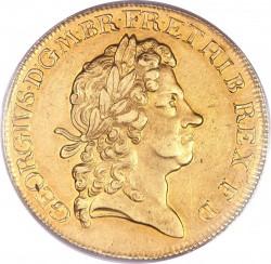 Moneda > 5guineas, 1716-1726 - Reino Unido  - obverse