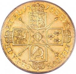 Moneda > 5guineas, 1716-1726 - Reino Unido  - reverse