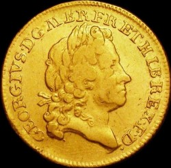 Moneda > 1guinea, 1715 - Reino Unido  - obverse