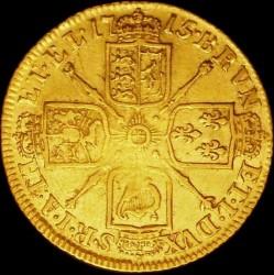 Moneda > 1guinea, 1715 - Reino Unido  - reverse