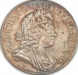 Moneda > 1corona, 1716-1726 - Reino Unido  - obverse