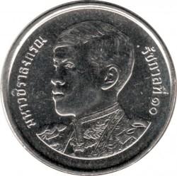 Münze > 1Baht, 2018 - Thailand  - obverse