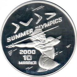 Монета > 10марок, 1998 - Боснія і Герцеговина  (XXVII літні Олімпійські ігри, Сідней 2000) - reverse