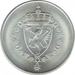 Монета > 175крон, 1989 - Норвегия  (175 лет Конституции) - obverse