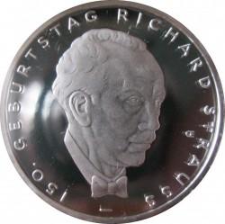 Moeda > 10euro, 2014 - Alemanha  (150 Anos do Nascimento do Compositor Richard Strauss ) - reverse