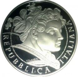 سکه > 5یورو, 2012 - ایتالیا  (500th Anniversary - Sistine Chapel) - obverse