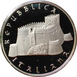 سکه > 5یورو, 2012 - ایتالیا  (Italy of Arts - Campobasso) - obverse