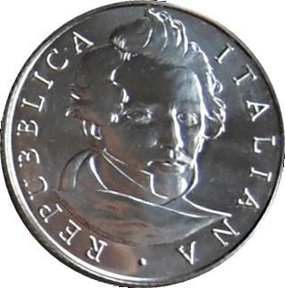 5 Euro 2013 Giuseppe Gioachino Belli Italien Münzen Wert