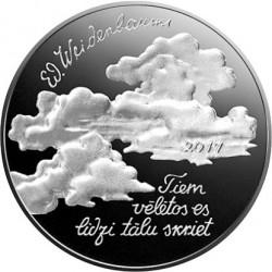 Монета > 2½євро, 2017 - Латвія  (150-та річниця - Народження Едуарда Вейденбаума /Eduards/) - obverse