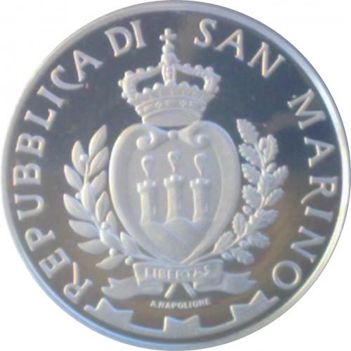 5 Euro 2013 Death Of John Fitzgerald Kennedy San Marino Münzen